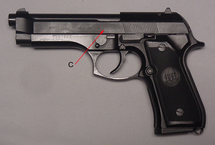 Weapons/arms, Firearms, Pistols, Pistol 08 Mauser, Caliber 9 Mm ...